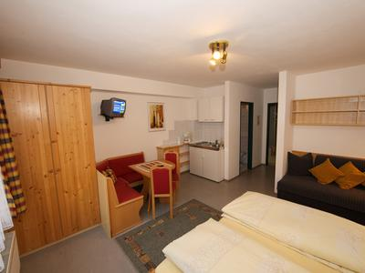 Appartement in Saalbach mit Couch